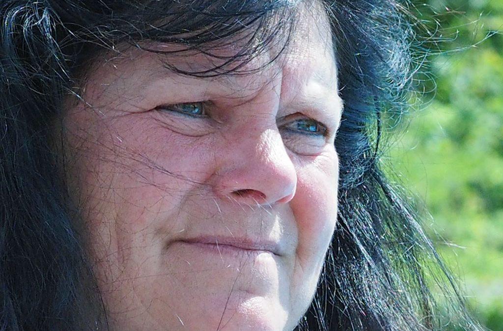 Voller Einsatz: Freiwasser-Koordinatorin Sabine Jördens
