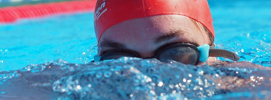 Langstreckenschwimmerin Christin Schröder im Portrait